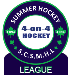 4 on 4 Summer Hockey